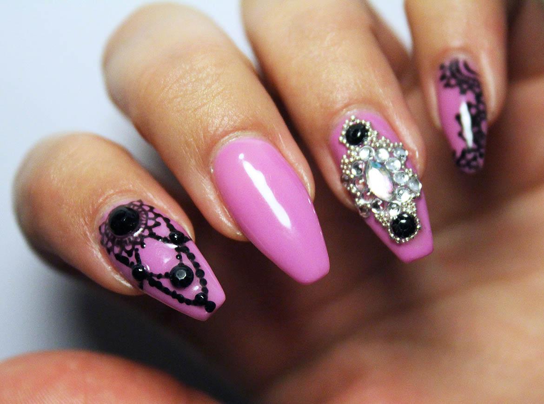 unghie e manicure
